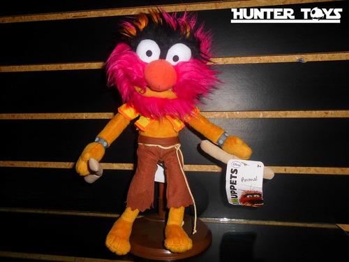 los muppets, animal, peluche de la pelicula, nuevo