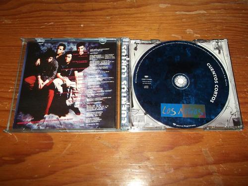 los necios - cuentos cortos cd nac ed 1995 mdisk