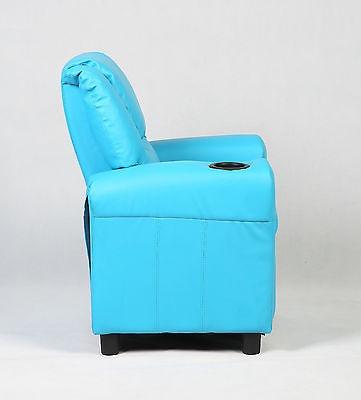 Los Niños A Muebles Sofá Asiento Sofá Silla... (blue) - $ 137.990 en ...