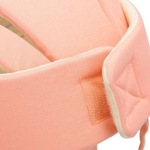 los niños ventilan bebé ajustable seguridad casco... (blue)