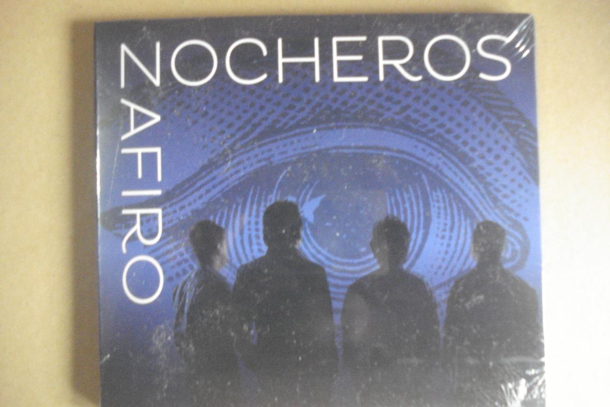 el ultimo cd de los nocheros zafiro
