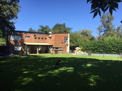 los nogales 300 - ingeniero maschwitz - casas quinta - venta