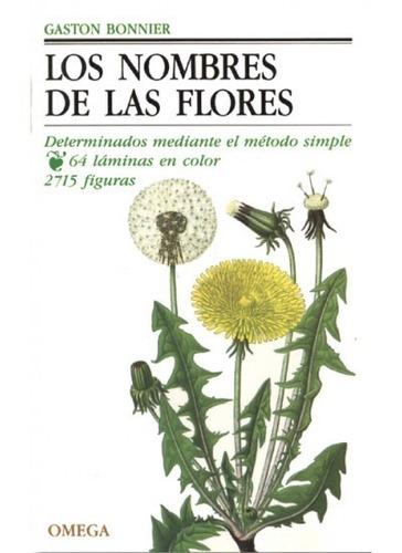 los nombres de las flores(libro jardinería)