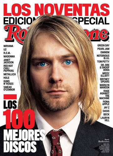 los noventas - especial revista rolling stone - nuevo