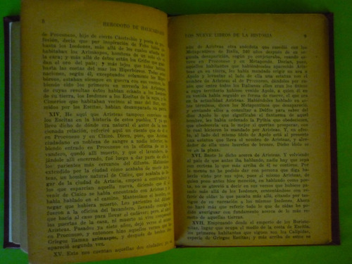 los nueve libros de la historia, herodoto, volumen 2