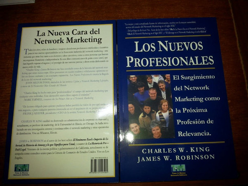 los nuevos profesionales (charles w. king)