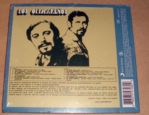 los olimareños los olimareños cd sellado / kktus