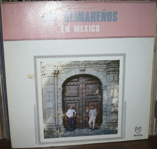 los olimareños lp en mexico