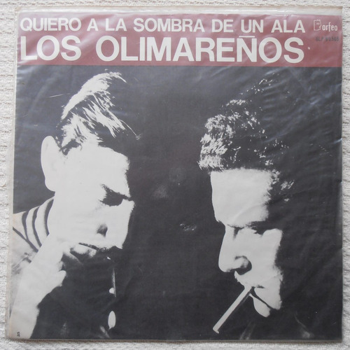 los olimareños - quiero a la sombra de un ala ( l p uruguay)