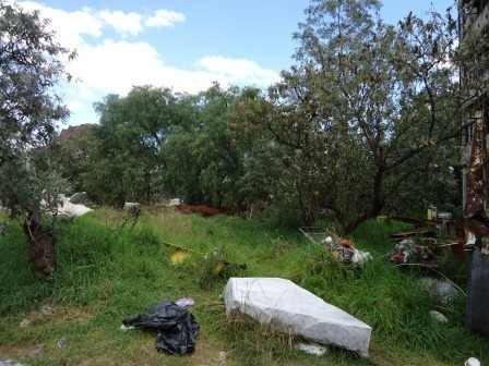 los olivos, tlahuac, terreno venta