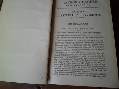 los oradores sagrados opción contemporánea marsella 1880