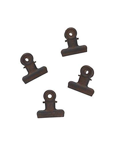 los originales de mineral clips rústicas magnéticos, 4 cond