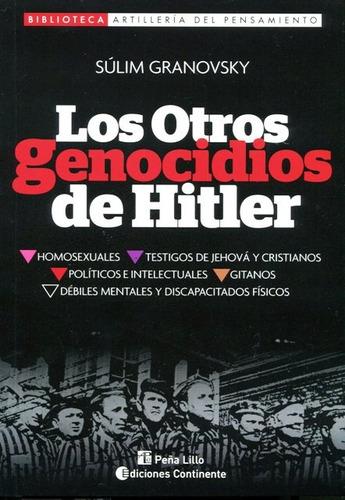 los otros genocidios de hitler : testigos de jehova. homosex
