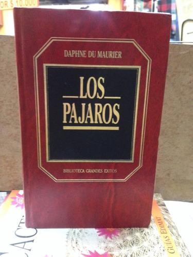 los pajaros-daphne du maurier-ediciones orbis