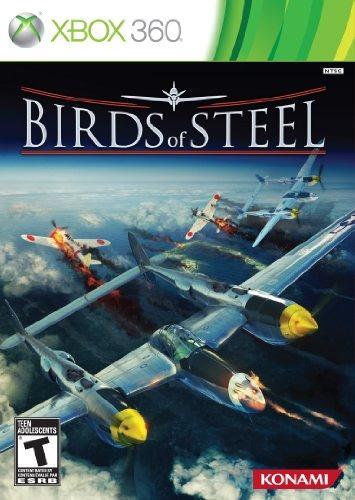 los pájaros de acero - xbox 360