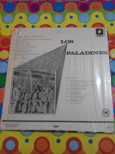 los paladines lp 1975 volveré del más allá.