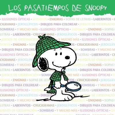 los pasatiempos de snoopy(libro infantil y juvenil)
