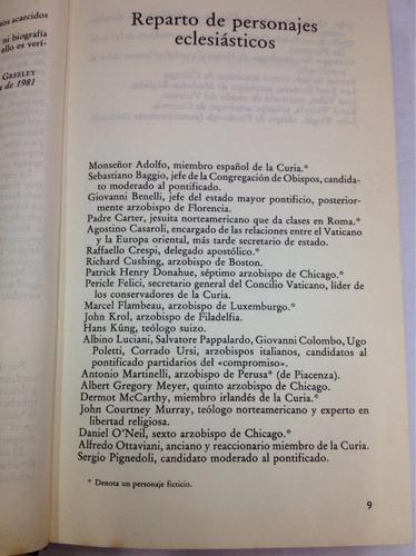los pecados cardinales. andrew m. greeley