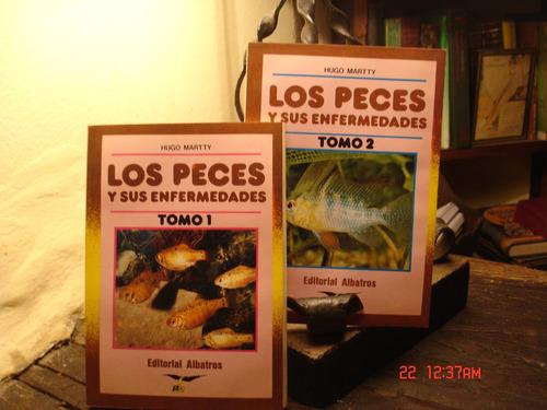 los peces y sus enfermedades -