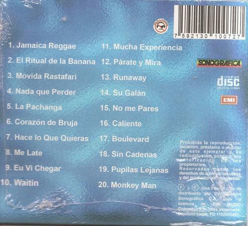 los pericos -  cd   nuevo original un tesoro músical