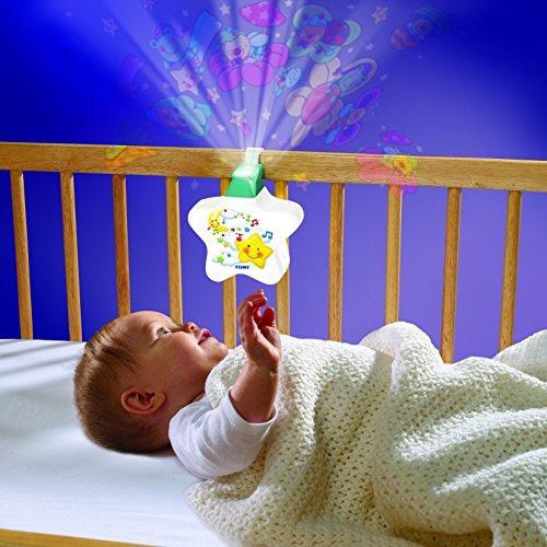 los primeros años luz de las estrellas del proyector
