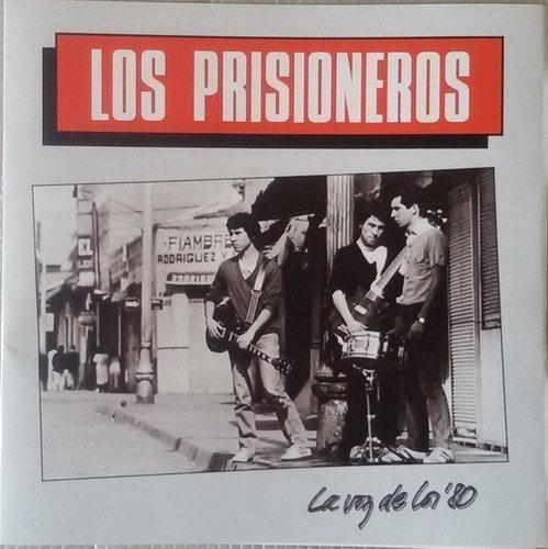 los prisioneros la voz de los 80 cd nuevo musicovinyl