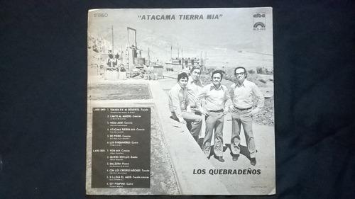 los quebradeños - atacama tierra mia 1975