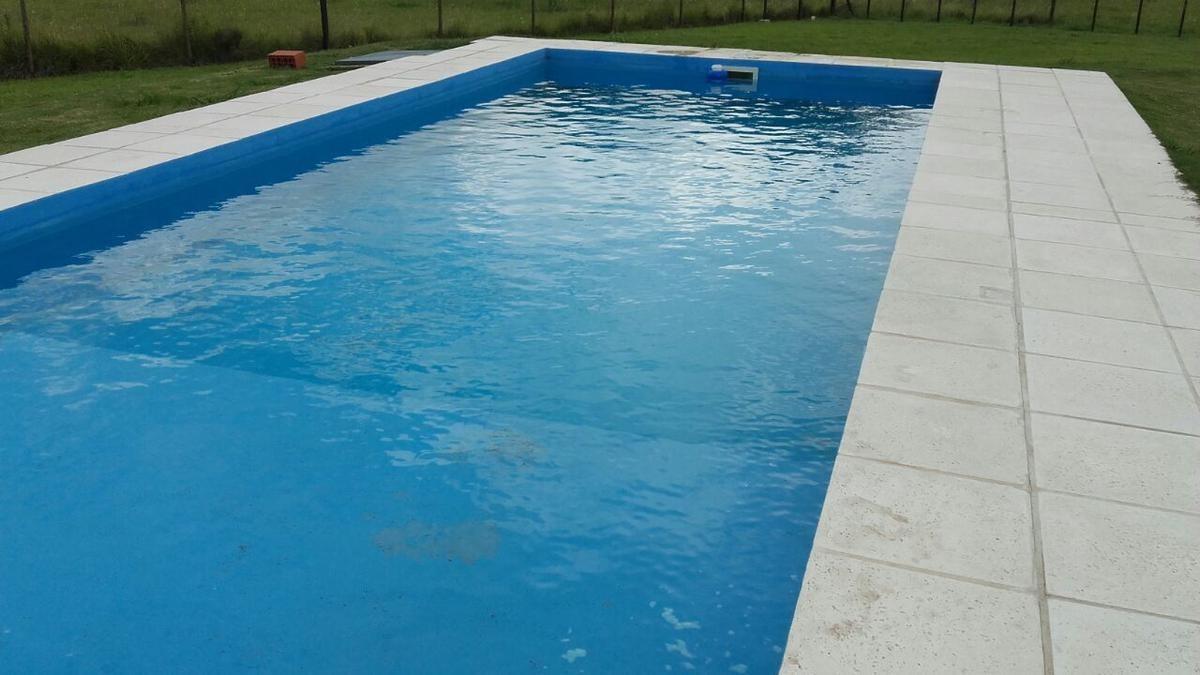 los reartes, cba,  b° punto claro: casa  espectacular piscina  con 2 deptos