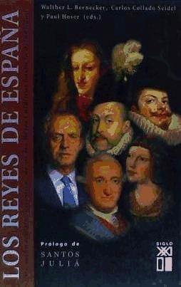 los reyes de españa. dieciocho retratos históricos desde los