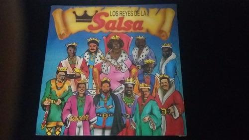 los reyes de la salsa lp vinilo salsa