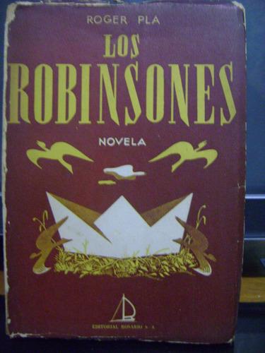 los robinsones (1° edicion, firmada) roger pla