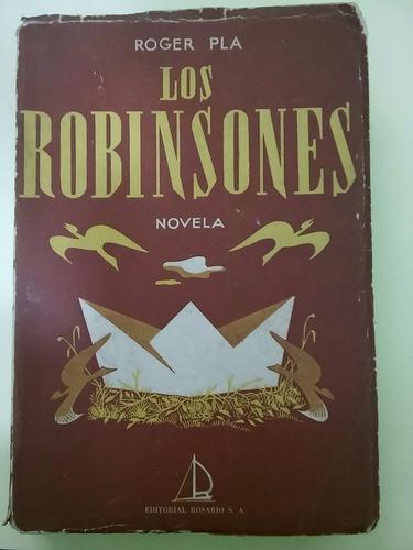 los robinsones  roger pla.1era edición