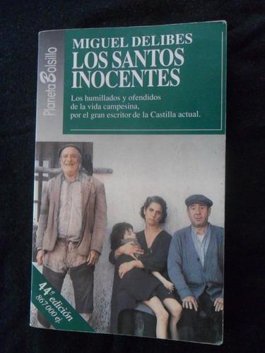 los santos inocentes por miguel delibes