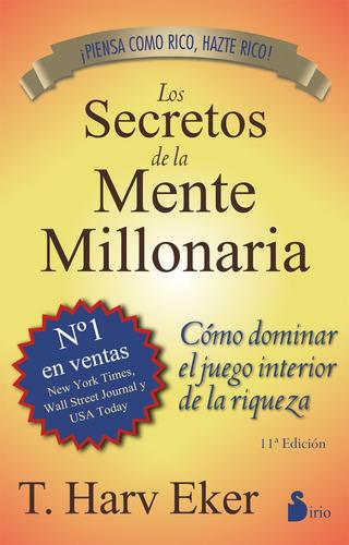 los secretos de la mente millonaria. t. harv eker. - nuevo