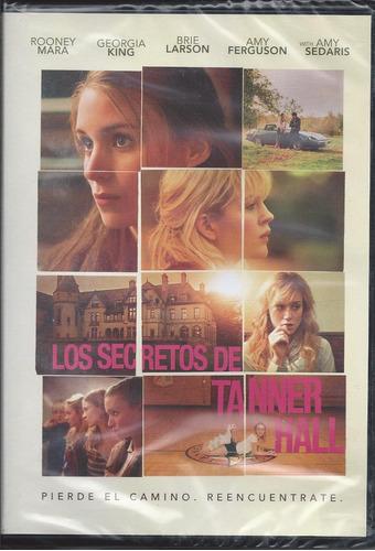 los secretos de tanner hall dvd nacional