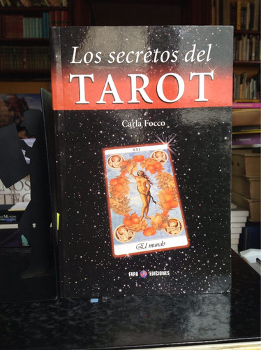los secretos del tarot, carla focco