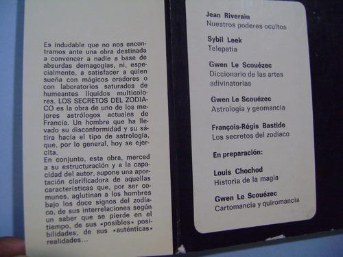 los secretos del zodiaco / francois - regisbastide