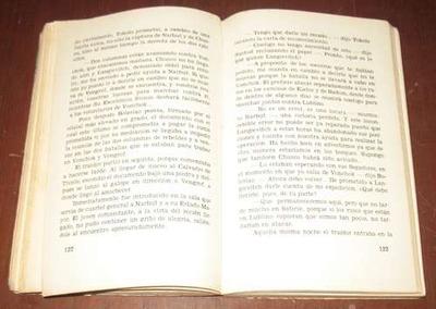 los segadores de la muerte : a. de lamothe - novela 1957