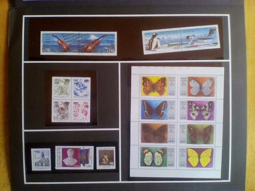 los sellos filatelia,