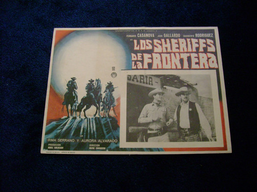 los sheriffs de la frontera fernando casanova cartel  12.12.