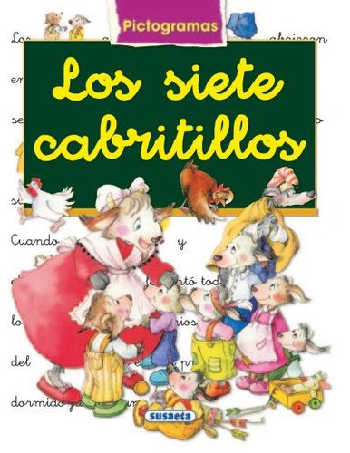 los siete cabritillos(libro infantil y juvenil)