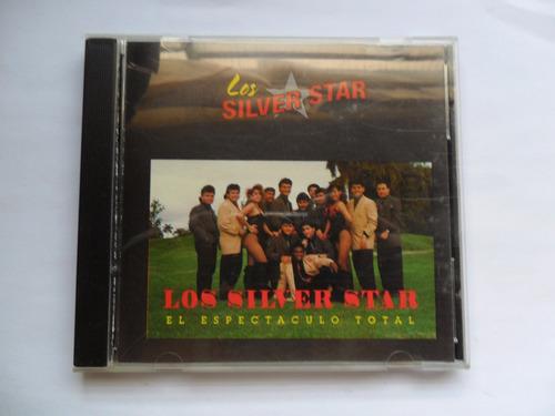 los silver star - cd el espetactaculo total importado usa