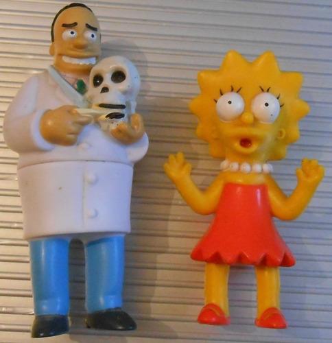 los simpsons halloween burger king 2001 lisa dr hibbert