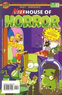 Los Simpsons Mega Pack Comics . Colección Completa - $ 19