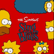 los simpsons  sing the blues  1995 sin tapa