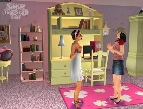 los sims 2 jovenes urbanos juego pc original fisico cd box