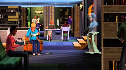los sims 3 vida en la ciudad juego pc original fisico