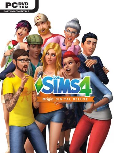 los sims 4 para mac premium edition + expansion ¡a trabajar!