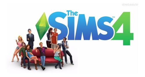 los sims 4 pc digital incluye todas las expansiones 2019