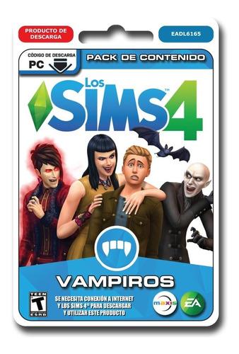 los sims 4 vampiros juego pc originales expansion origin